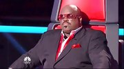 Cee-Lo Green matched his red vest and handkerchief to a pair of bold aviators.
