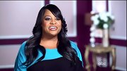 Sherri Shepherd's shiny locks were masterfully styled into these gorgeous waves.
