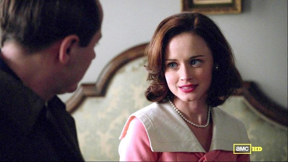 Alexis Bledel Cultured Pearls