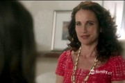 Andie MacDowell Ivory Statement Necklace