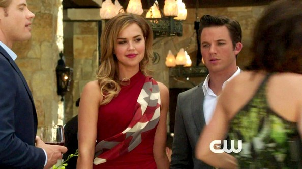 Arielle Kebbel Cocktail Dress []