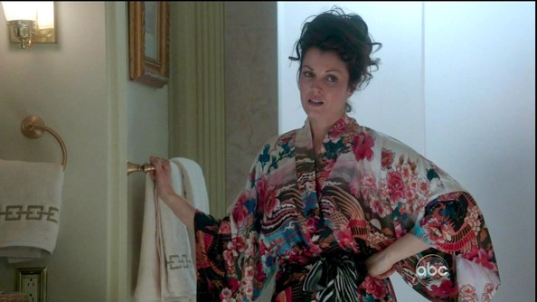 Bellamy Young Robe
