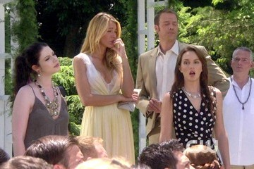 Blake Lively Michelle Trachtenberg Gossip Girl Season 6 Episode 1