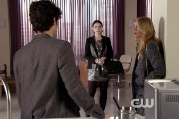 Blake Lively Michelle Trachtenberg Gossip Girl Season 6 Episode 10