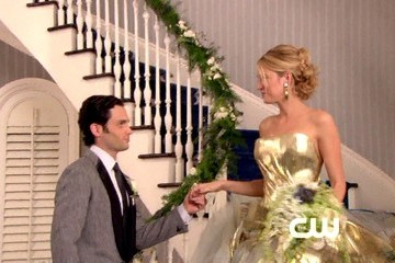 Blake Lively Penn Badgley Gossip Girl Season 6 Episode 10