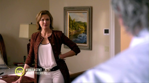 Brenda Strong Tweed Jacket