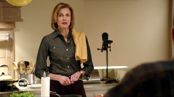 Brenda Strong Button Down Shirt