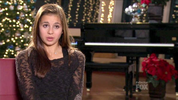 Carly Rose Sonenclar Boatneck Sweater