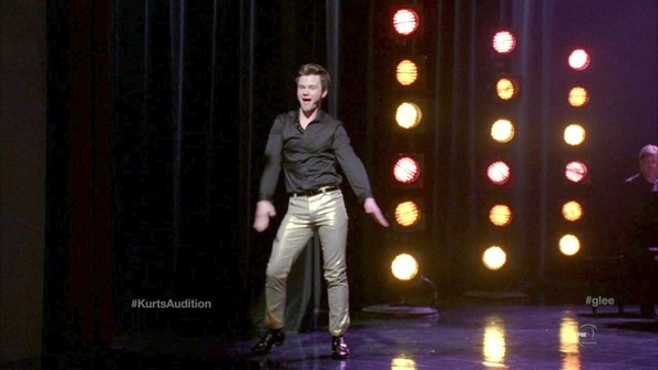 Chris Colfer Skinny Pants