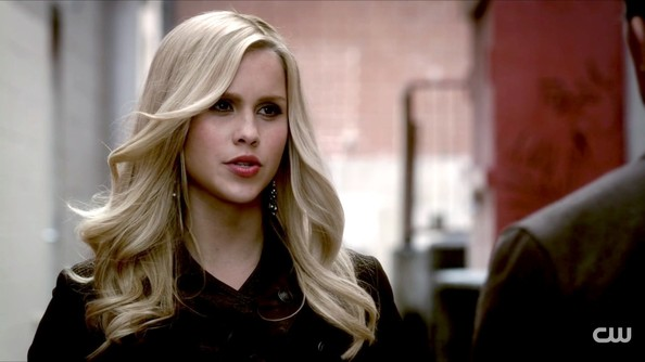Claire Holt Long Curls