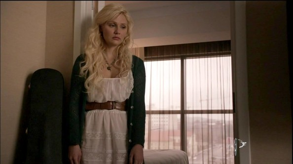 Clare Bowen Day Dress