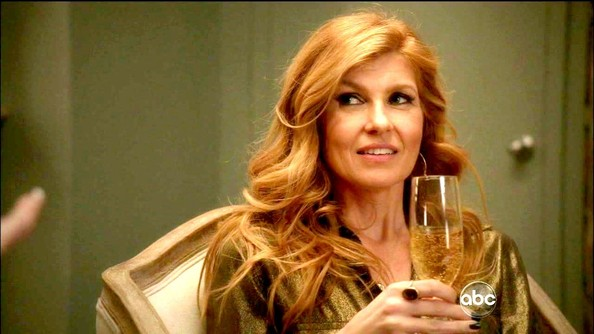 More Pics of Connie Britton Fedora (1 of 6) - Fedora Lookbook - StyleBistro
