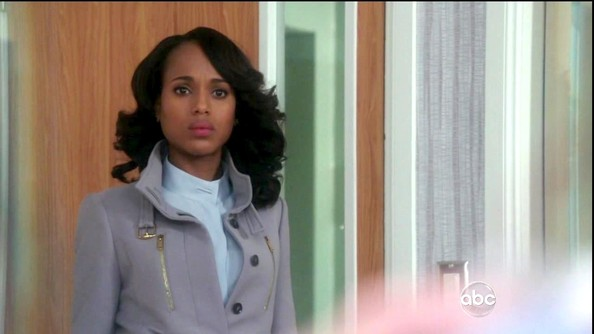More Pics of Kerry Washington Blazer (2 of 6) - Kerry Washington Lookbook - StyleBistro