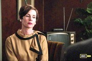 Embeth Davidtz Fitted Blouse