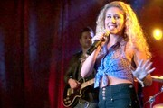 Haley Reinhart Halter Top