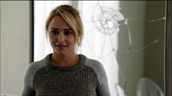 Hayden Panettiere Crewneck Sweater