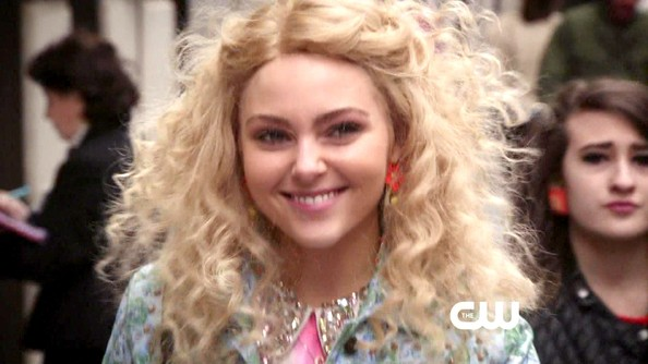More Pics of AnnaSophia Robb Pajamas (1 of 21) - The Carrie Diaries Lookbook - StyleBistro