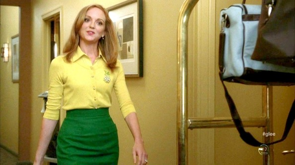 Jayma Mays Clothes