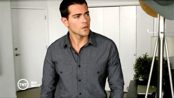 Jesse Metcalfe Button Down Shirt