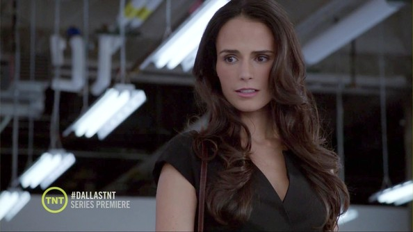 Jordana Brewster Long Curls