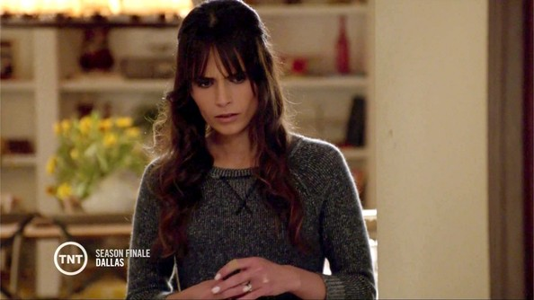 Jordana Brewster Crewneck Sweater