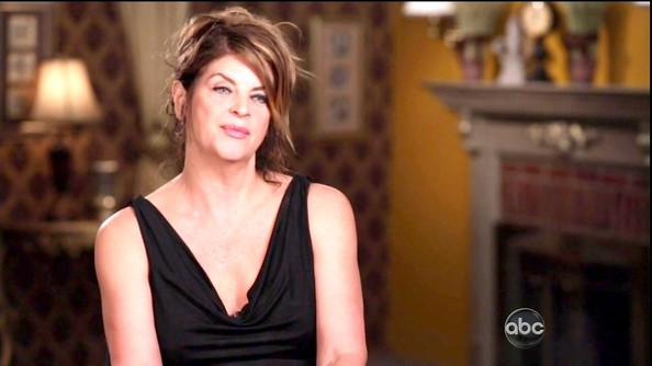 Kirstie Alley Clothes