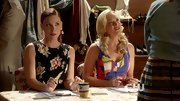 Kaitlyn Black was lovely as a rose on 'Hart of Dixie' in this floral sheath.