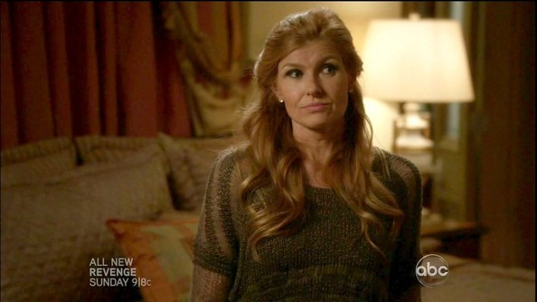 More Pics of Connie Britton Button Down Shirt (2 of 17) - Button Down Shirt Lookbook - StyleBistro