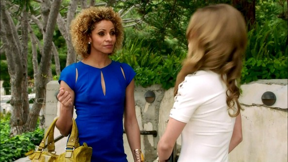 Michelle Hurd Cocktail Dress