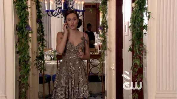 More Pics of Leighton Meester Headband (3 of 24) - Hair Accessories Lookbook - StyleBistro