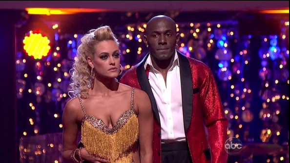 Peta Murgatroyd Half Up Half Down
