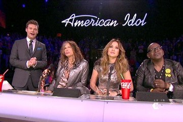 Steven Tyler Jennifer Lopez American Idol Season 11 Episode 34