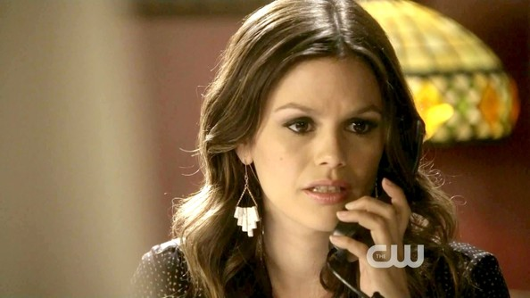 Rachel Bilson Dangle Decorative Earrings
