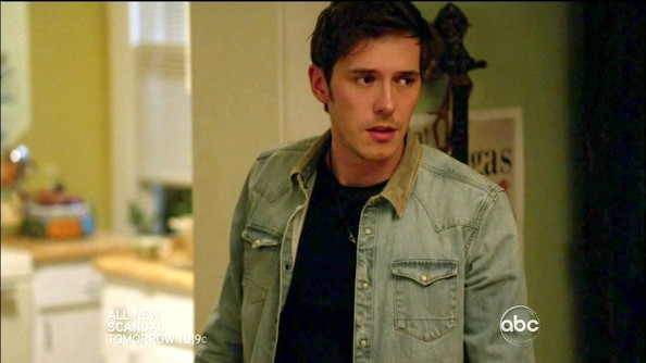 Sam Palladio Denim Jacket