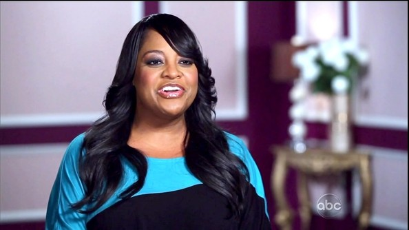 Sherri Shepherd Hair