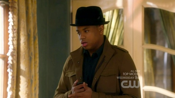 Tristan Wilds Fedora