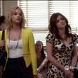 Ashley Benson's Modern Suit on 'Pretty Little Liars'