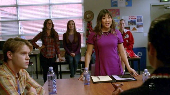 More Pics of Jenna Ushkowitz Day Dress (3 of 3) - Glee Lookbook - StyleBistro