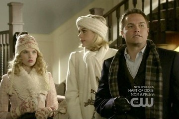 Jaime King Scott Porter Hart of Dixie Season 1 Episode 15