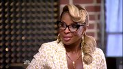 Mary J. Blige got catty in a gold leopard print blazer.