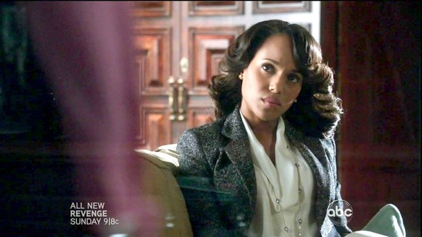 More Pics of Kerry Washington Cowl Neck Top  (1 of 15) - Scandal Lookbook - StyleBistro
