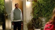 Lamorne chose this two-toned sweatshirt for his look on 'New Girl.'