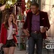 Rachel Bilson and Cress Williams