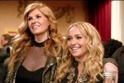 Hayden Panettiere and Connie Britton Photo