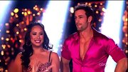 William Levy bared his chest during the 'DWTS' finale in a shiny pink shirt. Hey, whatever works!
