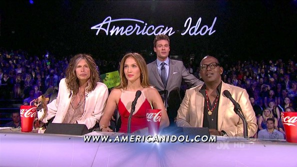 More Pics of Jennifer Lopez Sterling Hoops (1 of 8) - Jennifer Lopez Lookbook - StyleBistro