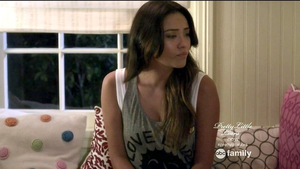 More Pics of Shay Mitchell Tank Top (1 of 12) - Shay Mitchell Lookbook - StyleBistro