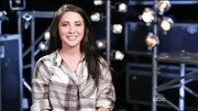 Bristol Palin stuck to her country motif on 'DWTS' with a plaid button-down shirt.
