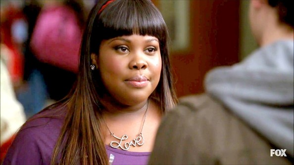 More Pics of Amber Riley Gold Chain (1 of 8) - Amber Riley Lookbook - StyleBistro