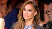"Although an emotional Jennifer Lopez appeared to be on the brink of tears during an ""Idol"" elimination, her full lips looked flawless under nude lipgloss."